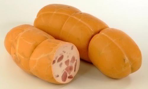 Домашняя фаршированная языковая колбаса
