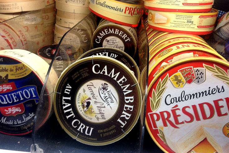 #Cheese (#fromgage) in #Paris
