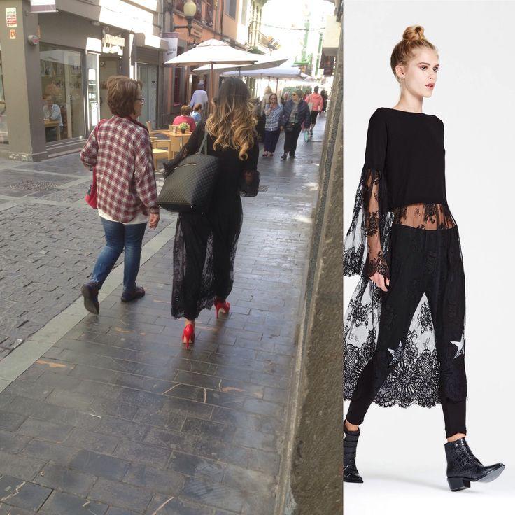 #look diferentes para mujeres diferentes #dennyrose #moda #urbana #grancanaria