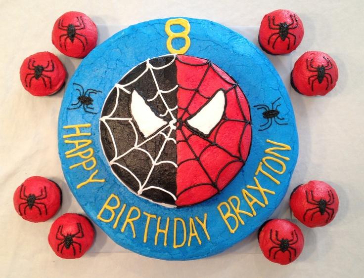 Spiderman birthday
