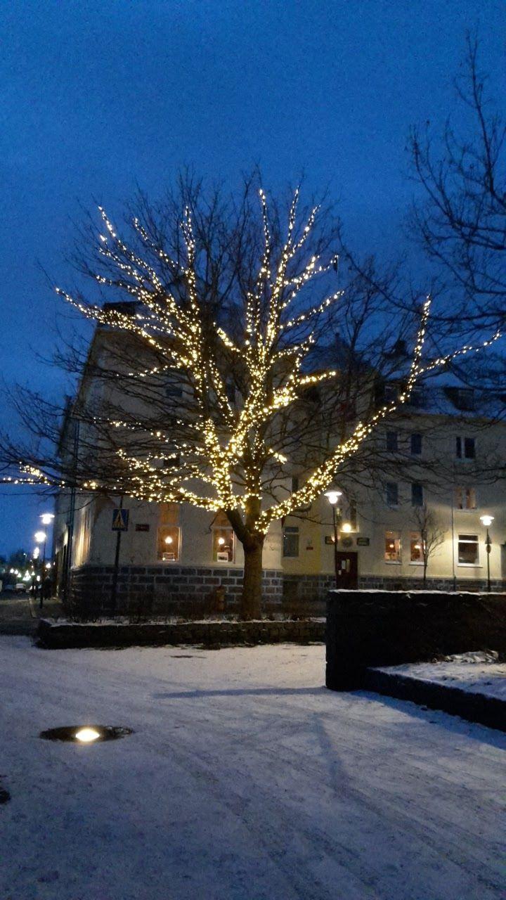 Leberkassemmel Und Mehr: Weihnachtsbeleuchtung