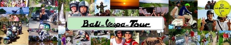 Wisata Unik Bersama Bali Vespa Tour