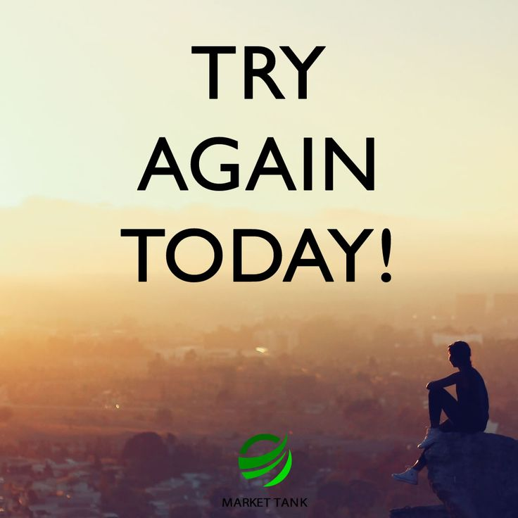 Learn from yesterday, try again today! #success #motivation #workhard #money #marketing