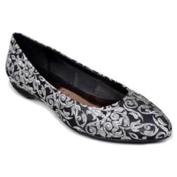New York Transit Get Down Women's Tapestry Flats