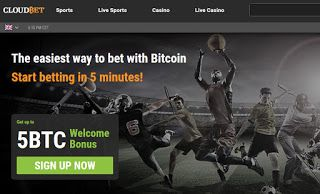 How to make money online at Cloudbet - CLOUDBET is a really cool betting-site where you can place LIVEBETS on SOCCER, BASKETBALL, ICE HOCKEY  and more only for BITCOINS! In the built-in CASINO you can bet on BLACK JACK, VIDEO SLOTS, JACKPOT SLOTS,  ROULETTE and others.