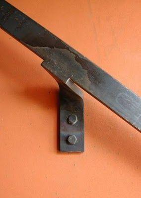 Steel Bannister: Dan Faires: September 2011