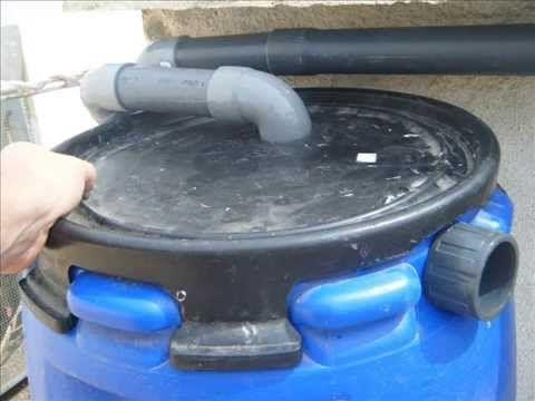 M s de 25 ideas nicas sobre filtros de agua en pinterest for Como hacer un filtro para piscina