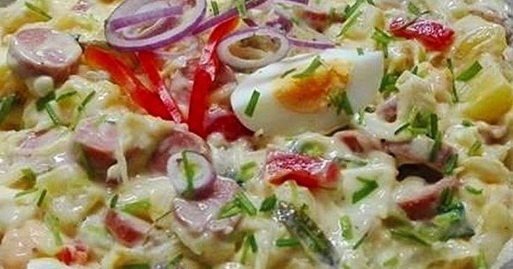 Mennyei Korhely saláta recept! Nagyon finom, tele sok vitaminnal, ünnepek után, ajánlatos mikor a gyomor meg van terhelve.... :)