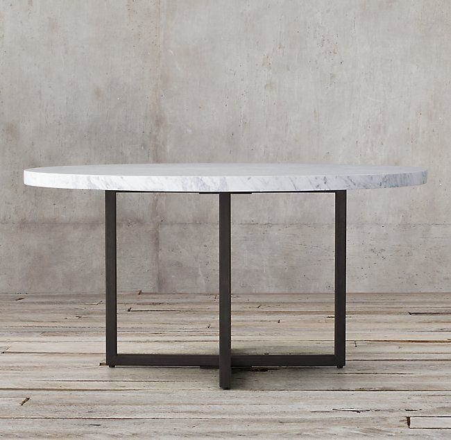 Torano Marble Oval Dining Table Torano Marble Round Dining Table