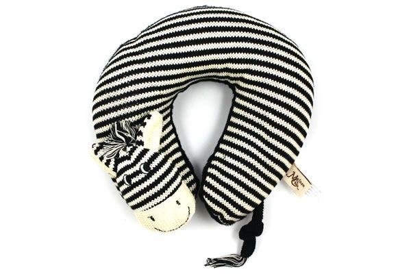 Zebra Kids Travel Pillow