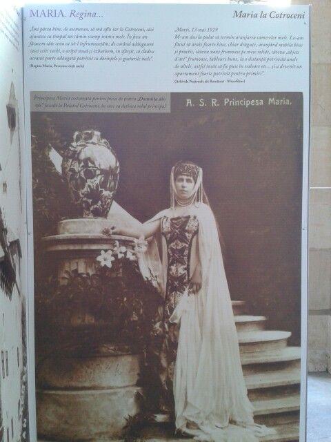 Regina Maria la Cotroceni