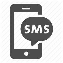 bubble, chat, message, mobile, phone, sms, text icon