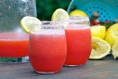 Strawberry Lemonade Vodka | Tasty Kitchen: A Happy Recipe Community!