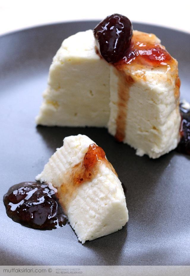 Ev Yapımı Peynir: Ricotta - Tarifin püf noktaları, binlerce yemek tarifi ve daha fazlası...