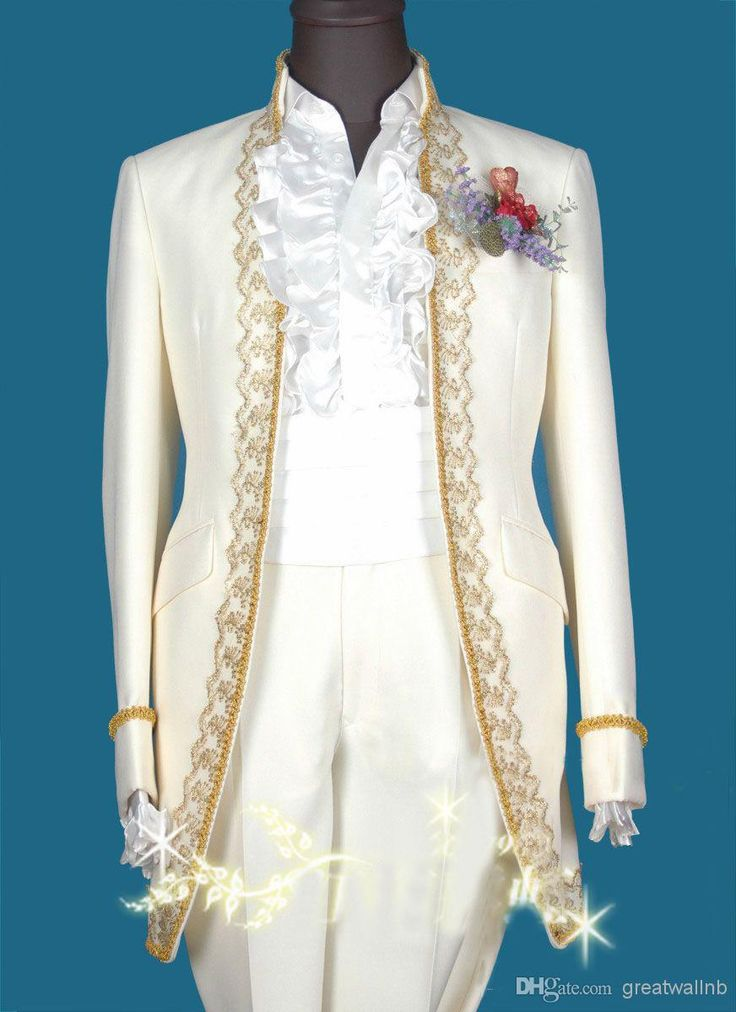 mens-embroidery-medieval-tuxedos-wedding.jpg (872×1200)