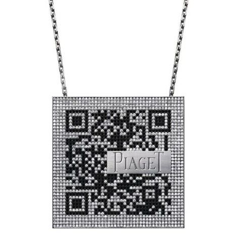 Image result for qr code jewelry