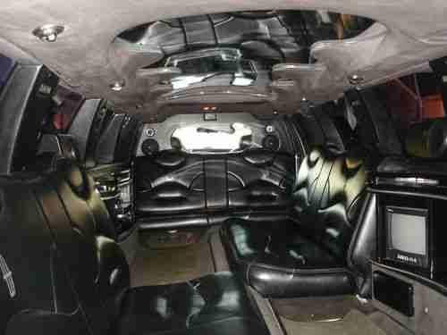1997 Lincoln Town Car Executive Лимузин 5-дверный NO RESERVE !!!!!, изображение 3
