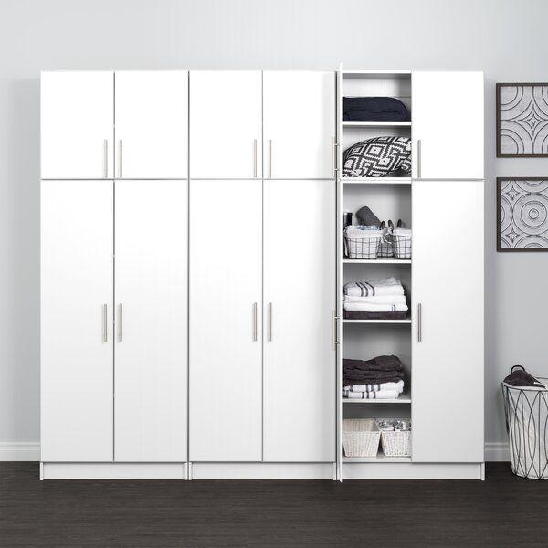Waco 6 Piece Storage Cabinet Set In 2020 Storage Prepac Storage Sets