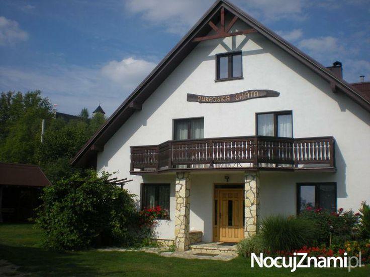 Agroturystyka Jurajska Chata - NocujZnami.pl || Nocleg na wsi (Agroturystyka) || #agroturystyka #wieś #polska #poland || http://nocujznami.pl/noclegi/region/wies