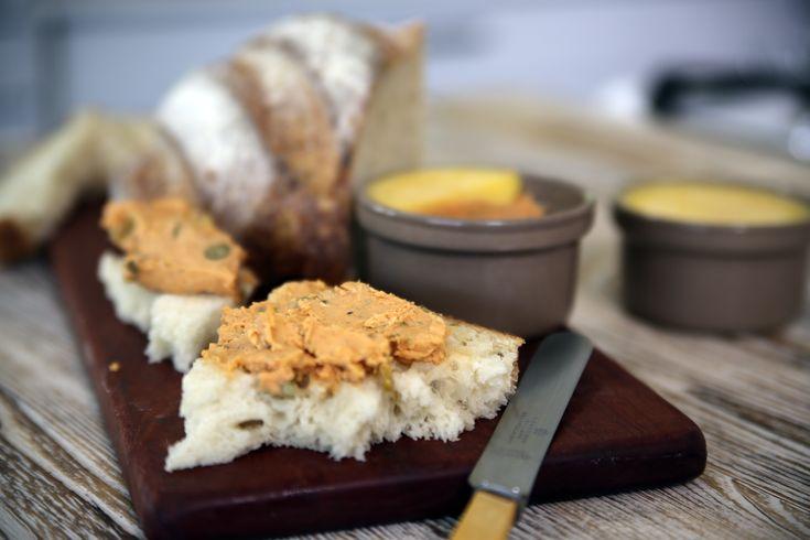 Lynton's Smoked Salmon Pate - My Market Kitchen