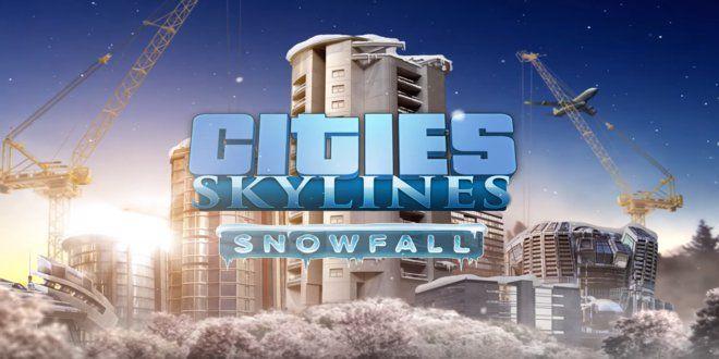 Cities: Skylines Snowfall Gets A Release Date - http://techraptor.net/content/cities-skylines-snowfall-gets-a-release-date | Gaming, News