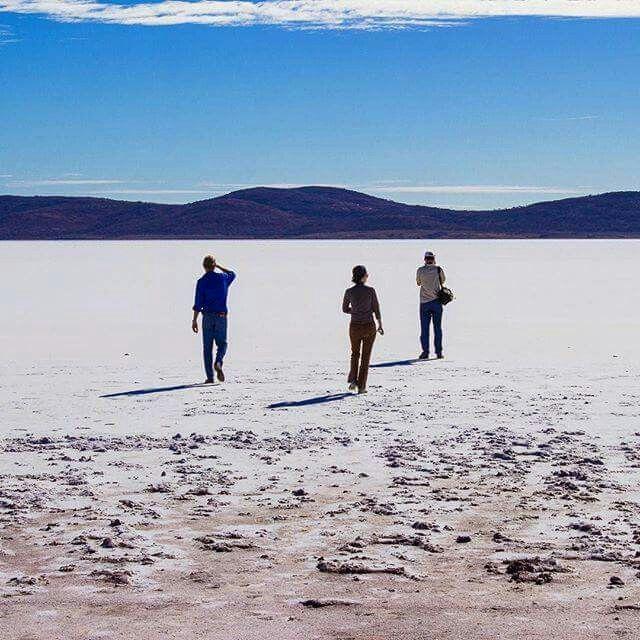 Lake Gairdner , SA