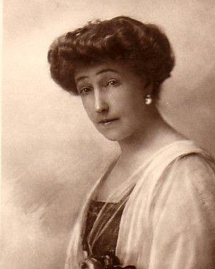 Princesse de Nagy-Lónya et Vásáros-Namény, veuve de l'archiduc Rodolphe, héritier d'Autriche-Hongrie..., née princesse Stéphanie de Belgique