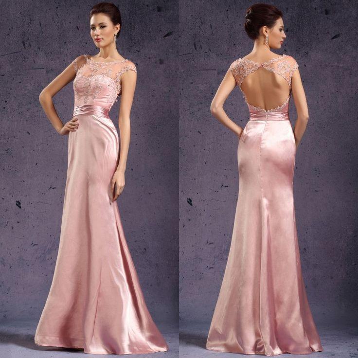 Encantador Vestidos De Dama De Honor De La Diosa Griega Motivo ...