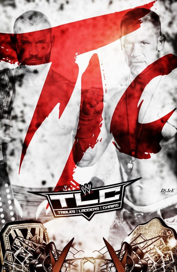 Wwe tables ladders and chairs 2013 poster - Wwe Tlc Tables Ladders Chairs 2013 Ppv Hdtv