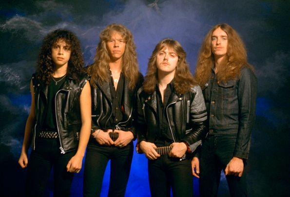 Readers' Poll: The 10 Best Metallica Songs Pictures   Rolling Stone