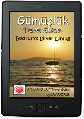 Book Promo on Perking the Pansies. Roll, roll up for your free Kindle copy of the meticulously researched Gümüşlük Travel Guide: Bodrum's Silver Lining by the incomparable Roving Jay. This one-time offer is available for two days only – the 7th and 8th of June – so grab it while you can.