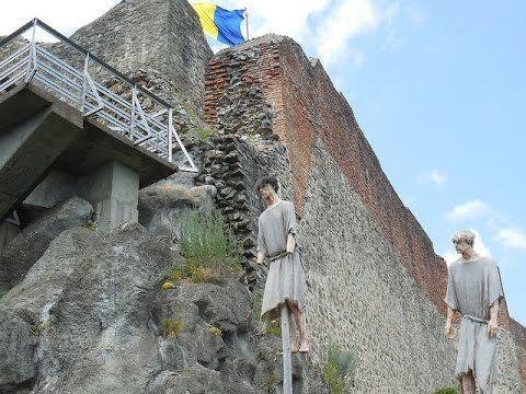 Cetatea Poienari - legende si adevar