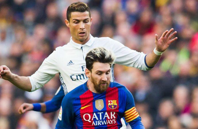 Ronaldo trumped by 'best player in history' Messi – Xavi  http://abdulkuku.blogspot.co.uk/2017/05/ronaldo-trumped-by-best-player-in.html