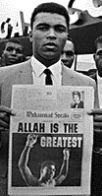 On June 25, 1967, Muhammad Ali was stripped of his Heavyweight title for five years for opposing the Vietnam War   | African American Registry