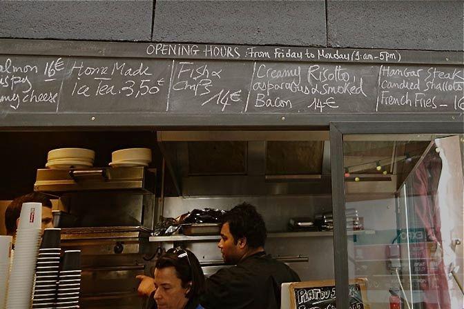 Restaurant Les Gastropodes, 140, rue des Rosiers Saint-Ouen 93400. Envie : Café / Coffee Shop, Cuisine du marché. Les plus : Ouvert le dimanche, Ou...