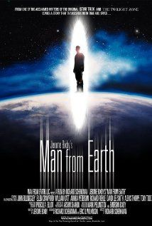 The Man From Earth. Fantastic premise and will be one of the few movies that will stay with you long after you watch it. No, it's not sci-fi, calm down.