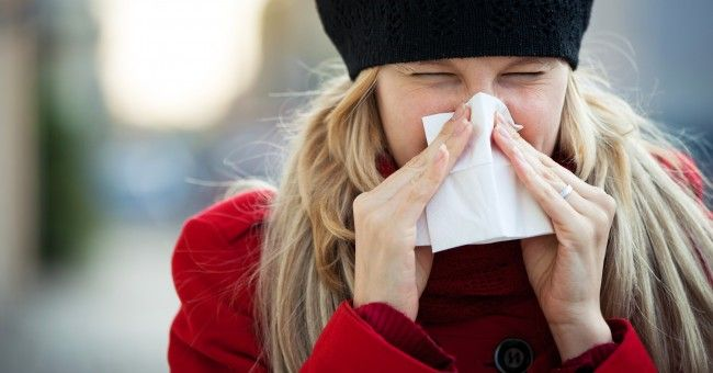 Health: How to Prevent a #Cold When You Feel It Coming