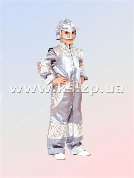 Фото детского карнавального костюма инопланетянина