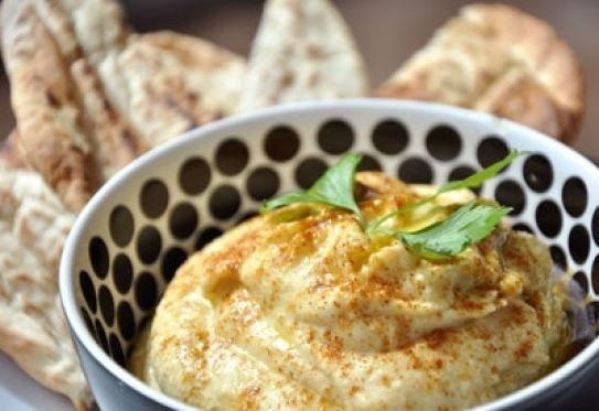 Receta de Cuaresma: hummus, puré de garbanzos | Hosteleriasalamanca.es