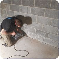 • Brighton • Basement • Wet Cold Joint • Block Work • D.C.W. Crystalline WaterProofing •