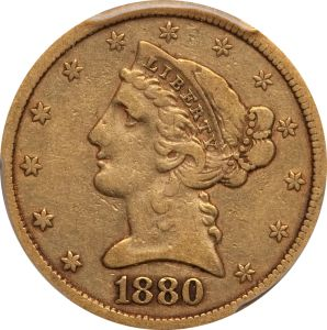 Gold coin value - Values United States Gold Coins. How much if a gold coin worth. Gold coin values for $1, quarter eagles, $3, $5, $10, $20 gold coins.