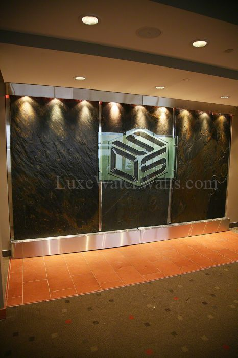 12 Best Images About Logo Indoor Waterfall For Company