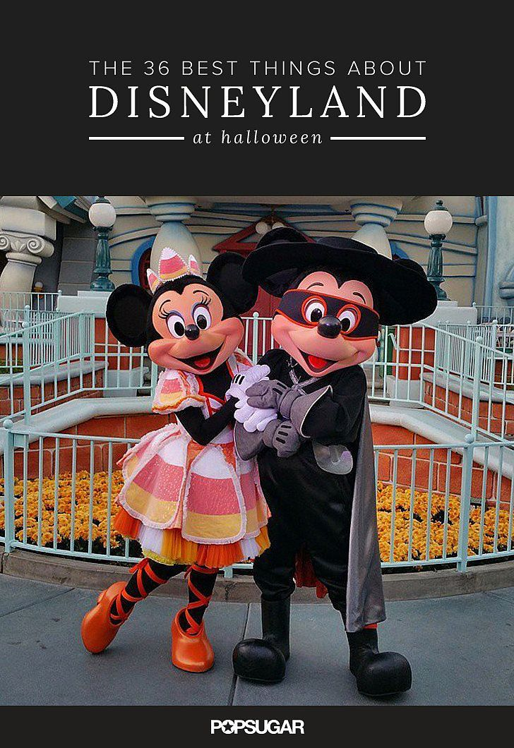 We all love Disneyland, but there's nothing better than Disneyland on Halloween