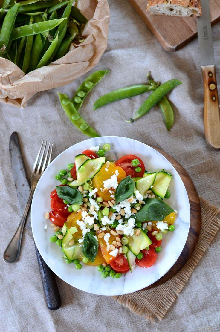 1380 best Salades (2) : Fraîcheur d'automne......d'été ...