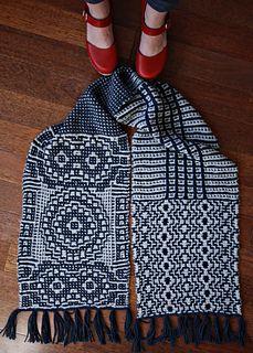 vogue long fringed scarf