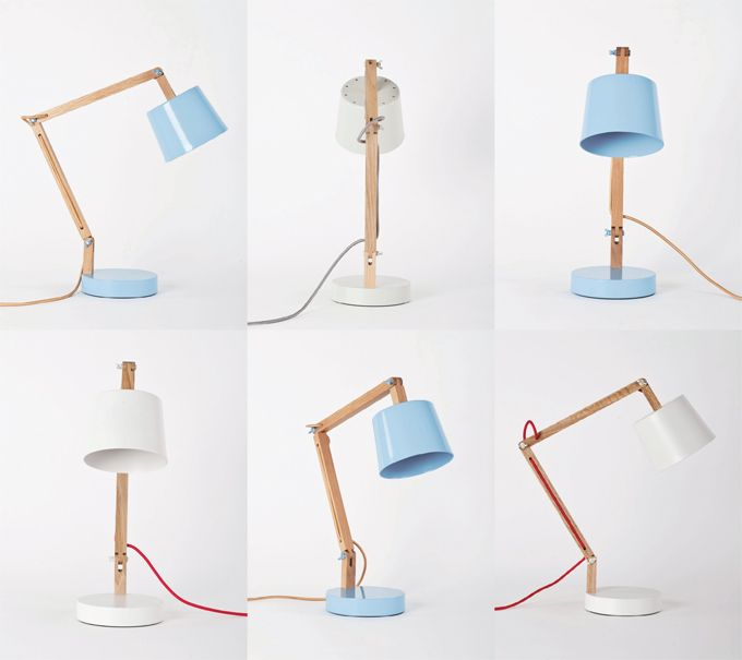Angle Lamps by Workroom - New Zealand
