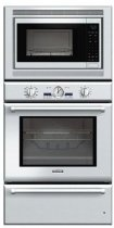 Thermador : PODMW301 30 Masterpiece Combination Oven SS