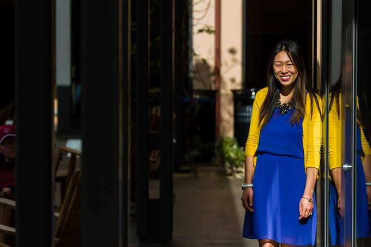 "Sally Chang (MBA '15) reflects on her Stanford GSB experience: ""During my time here, I learned not to hold myself back because of fear and discovered that failing isn't actually too bad. What I've learned from failing can be even more important than what I've learned from success."" http://stanford.io/1E534Rz #gsbinthemoment"