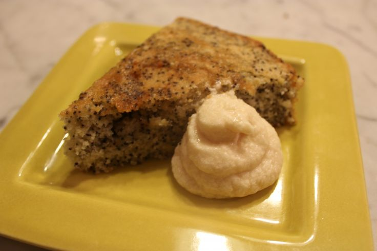 Poppy Seed Cake from Lard: Poppies Seeds Cakes, Poppy Seed Cake