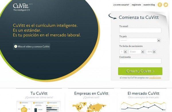 Con CuVitt, una empresa puede lanzar un perfil de búsqueda que incluya cualidades personales que se consideraban intangibles como la inquietud vital o el talento social